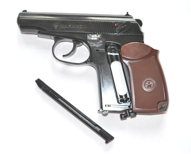 разрешение на пневматический пистолет